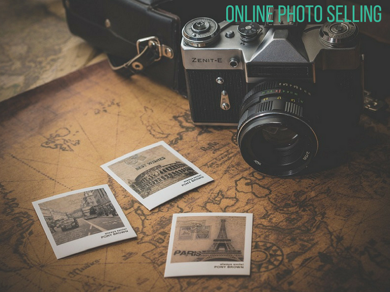Photo Selling Online